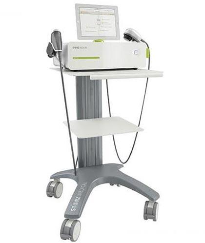 аппарат экстракорпоральной ударно-волновой терапии Masterpuls в медицинском центре Медитекс на Камчатке