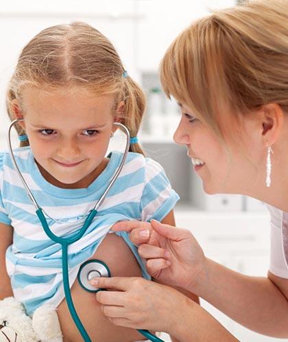 Приём врача детского гастроэнтеролога на Камчатке в Медитекс
