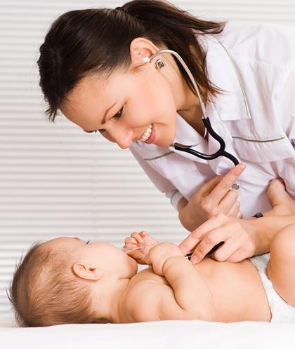 Прием врача педиатра в Петропавловске-Камчатском в Медитекс