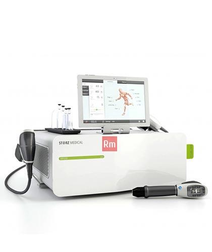 Ударно-волновая терапия - Аппарат экстракорпоральной ударно-волновой терапии (ЭУВТ) Masterpuls в Медитекс для